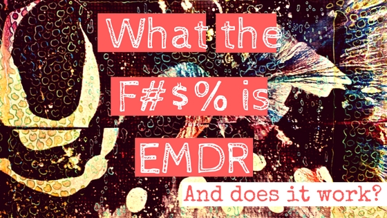 What is EMDR and does it work? I personal experience with eye direction movement reprocessing therapy and how it helps reprogram your past memories to help your present.